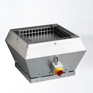 Roof fans for outdoor installation - VTZ